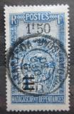 Poštovní známka Madagaskar 1927 Místní krajina přetisk Mi# 176