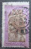 Poštovní známka Madagaskar 1930 Domorodec Mi# 187