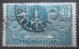 Poštovní známka Madagaskar 1930 Domorodkyně Mi# 188