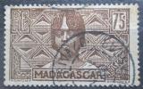 Poštovní známka Madagaskar 1930 Domorodkyně Mi# 192