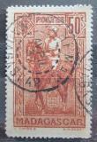 Poštovní známka Madagaskar 1931 Generál Gallieni Mi# 208