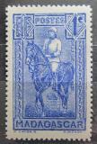 Poštovní známka Madagaskar 1931 Generál Gallieni Mi# 207