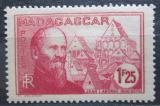 Poštovní známka Madagaskar 1939 Jean Laborde Mi# 252