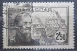 Poštovní známka Madagaskar 1940 Jean Laborde Mi# 256