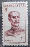 Poštovní známka Madagaskar 1946 Generál Gallieni Mi# 397