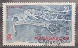 Poštovní známka Madagaskar 1946 Přístav Tamatave Mi# 407