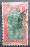 Poštovní známka Madagaskar 1930 Dívka z Imerina Mi# 184