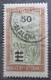 Poštovní známka Madagaskar 1932 Místní krajina přetisk Mi# 213