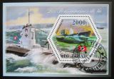 Poštovní známka Čad 2015 Ponorky Mi# N/N
