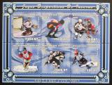 Poštovní známky Mosambik 2001 ZOH Salt Lake City Mi# 1964-69 Kat 17€