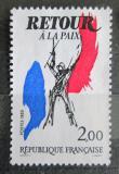 Poštovní známka Francie 1985 Osvobození, 40. výročí Mi# 2499