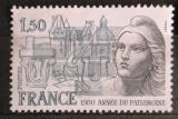 Poštovní známka Francie 1980 Kulturní hodnoty Mi# 2212