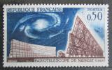 Poštovní známka Francie 1963 Radioteleskop, Nancy Mi# 1443