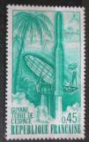 Poštovní známka Francie 1970 Satelit Diamant B Mi# 1705