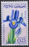 Poštovní známka Maroko 1965 Lilie Mi# 542