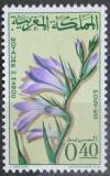 Poštovní známka Maroko 1965 Gladiolus segetum Mi# 543
