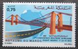Poštovní známka Maroko 1972 Mosty Mi# 701