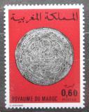 Poštovní známka Maroko 1978 Stříbrná mince Mi# 882