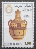 Poštovní známka Maroko 1979 Keramika Mi# 899