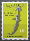 Poštovní známka Maroko 1979 Stará zbraň Mi# 906