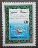 Poštovní známka Maroko 1980 Konference turistiky Mi# 938