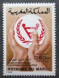 Poštovní známka Maroko 1981 Mezinárodní rok postižených Mi# 967