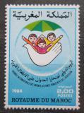 Poštovní známka Maroko 1984 Den dětí Mi# 1053