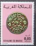 Poštovní známka Maroko 1976 Stará mince Mi# 821