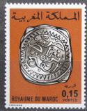 Poštovní známka Maroko 1976 Stará mince Mi# 822