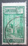Poštovní známka Kamerun 1938 Sběr kaučuku Mi# 100