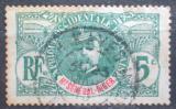 Poštovní známka Horní Senegal a Niger 1906 Generál Louis Faidherbe Mi# 4