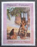 Poštovní známka Francouzská Polynésie 1992 Umění, Erhard Lux Mi# 622