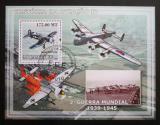 Poštovní známka Mosambik 2009 Historie letectví Mi# Block 256 Kat 10€