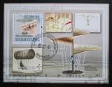 Poštovní známka Mosambik 2009 Historie letectví Mi# Block 253 Kat 10€