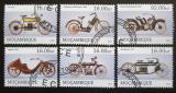 Poštovní známky Mosambik 2013 Motocykly Mi# 6462-67 Kat 10€