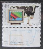 Poštovní známka Izrael 1996 Chov skotu Mi# 1361 Kat 6.50€