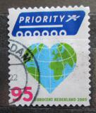 Poštovní známka Nizozemí 2009 Glóbus Mi# 2634