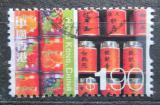 Poštovní známka Hongkong 2002 Nádoby na čaj Mi# 1061