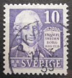 Poštovní známka Švédsko 1938 Emanuel Swedenborg Mi# 243 B