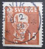 Poštovní známka Švédsko 1938 Král Gustav V. Mi# 250 A