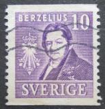 Poštovní známka Švédsko 1939 Dr. Jöns Jakob Berzelius, lékař Mi# 272 A