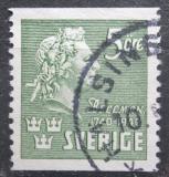 Poštovní známka Švédsko 1940 Carl Michael Bellman, básník a skladatel Mi# 277 A