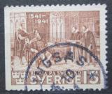 Poštovní známka Švédsko 1941 Reformátoři Mi# 281 Dl