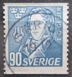 Poštovní známka Švédsko 1947 Erik Gustav Geijer Mi# 328 A