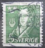 Poštovní známka Švédsko 1947 Erik Gustav Geijer Mi# 327 A