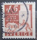 Poštovní známka Švédsko 1948 Oráč Mi# 340 Dr