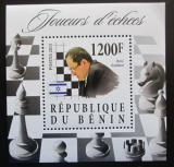 Poštovní známka Benin 2015 Boris Guelfand, šachy Mi# N/N