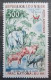 Poštovní známka Niger 1960 Fauna, vzácná Mi# 13 Kat 25€