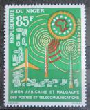 Poštovní známka Niger 1963 Africká poštovní unie Mi# 43