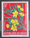 Poštovní známka Niger 1964 Parkinsonie pichlavá Mi# 61